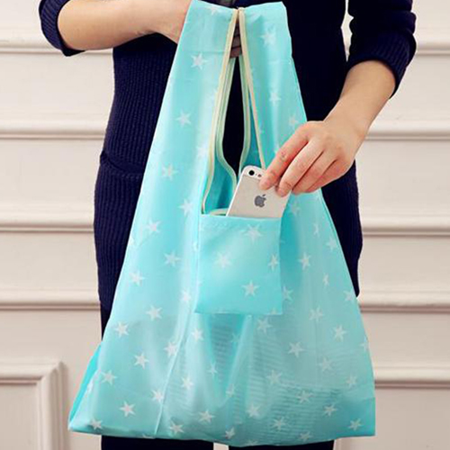 Custom Foldable Shopping Tote Bag Image 8
