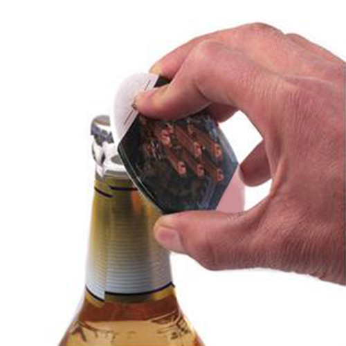 Tinplate Magnetic Bottle Opener Image 10