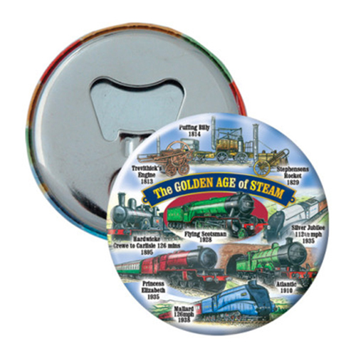 Tinplate Magnetic Bottle Opener