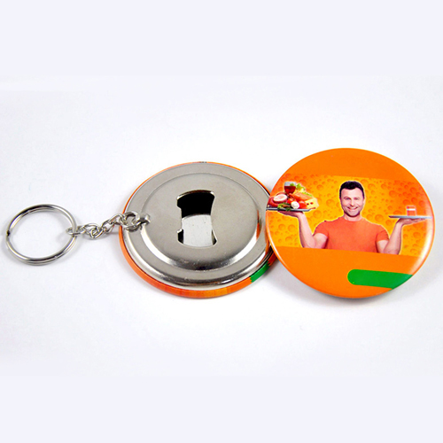 Tinplate Magnetic Bottle Opener Image 7