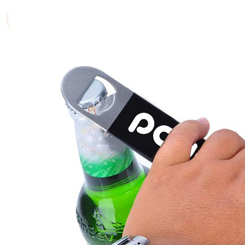 Bar Blade Flat Bottle Opener Image 3