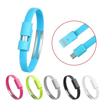 Micro USB Cable Bracelet