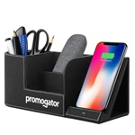 Multi-Function Pen Container Wireless Charger