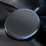Round 10W Qi Wireless Charger Pad