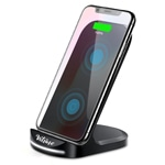 Dual Coil Qi Wireless Charger Dock