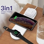 Swift 3 In 1 Wireless Charging Pad