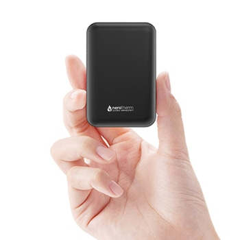 Mini 10000mAh Power Bank with LED Display