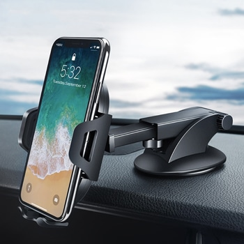 Optimum Car Phone Holder With Suction Cup
