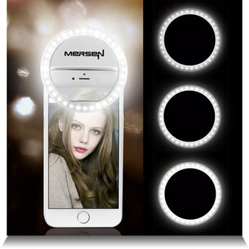 Perfect Portable Selfie LED Ring