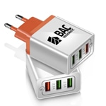 Apex USB 3-Ports Quick Travel Charger