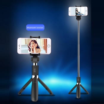 Extendable Tripod Bluetooth Selfie Stick