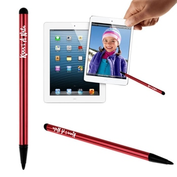 Resistive 2 in 1 Touch Screen Stylus Pen