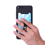 Multi-Function Smartphones Stand Card Holder