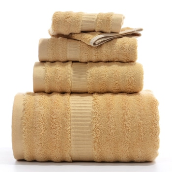 Superior Bamboo Towel Set
