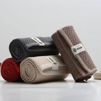 Special Weave Mesh Soft Bath Towel