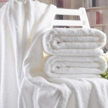 Super-Absorbent Cotton Bath Towel