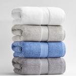 الفاخرة سميكة منشفة حمام القطن الدافئة