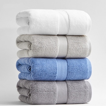 Luxury Thickened Warm Cotton Bath Towel