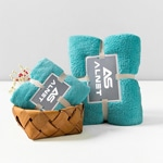 Monochromatic 2 Piece Bath Towels