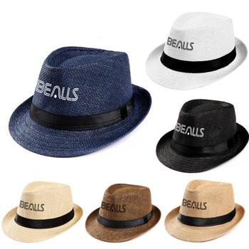Trilby Sunny Beach Straw Hat
