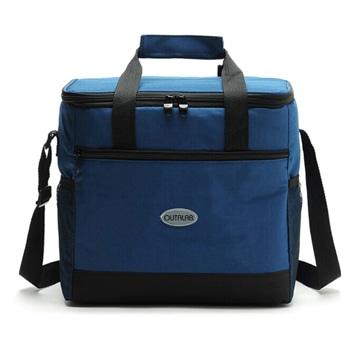 حقيبة غداء معزولة بسعة 16 لتر