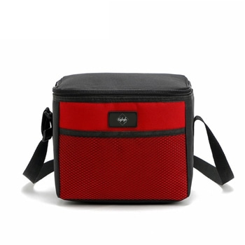 حقيبة غداء حرارية كبيرة الحجم عازلة للحرارة