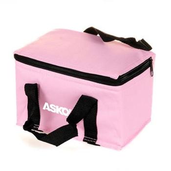 حقيبة غداء مبرّدة محمولة للإستعمال خارج المنزل في الهواء الطلق