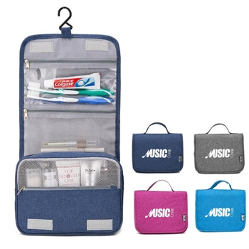 Travel Waterproof Make-Up Bag with Hook