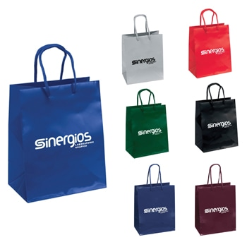 Gloss Paper Foil Tote Bag