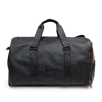 Crossbody Leather Fitness Sports Bag