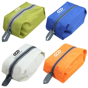 Portable Zipper Shoes Bag