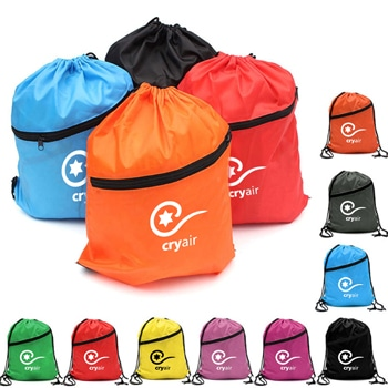 Outdoor Camping Sports Pull String Bag