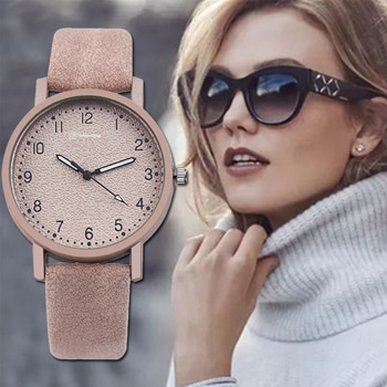 Fashion Leather Ladies Watch