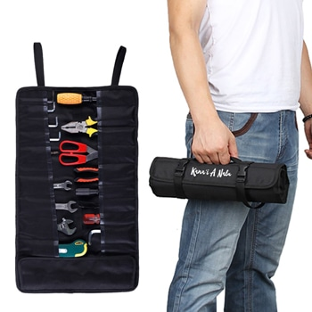 Fold Up Tools Organizer Bag