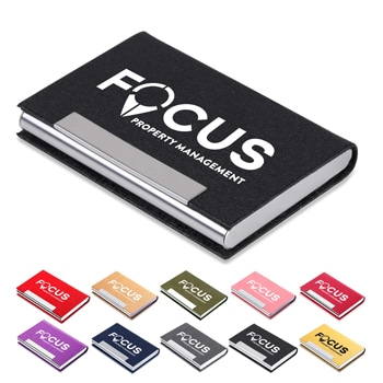 Professional Business Multi-Card Holder
