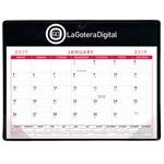 Basic Desk Doodle Pad Calendar