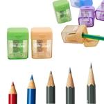 Manual Pencil Sharpener With Lid