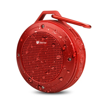 Mini Wireless Waterproof Speaker With Carabiner