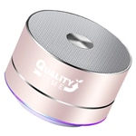 Portable LED Wireless Bluetooth Speaker with Built-in-Mic