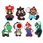 Custom Mario Cartoon 8GB USB Flash Drive
