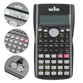 Portable Multi-Functional Digital Scientific Calculator