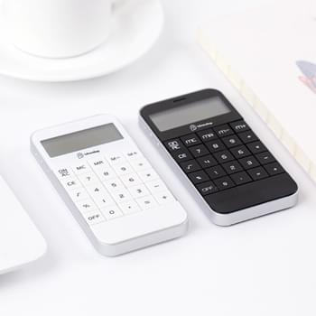 Mobile Phone Shaped Pocket Calculator