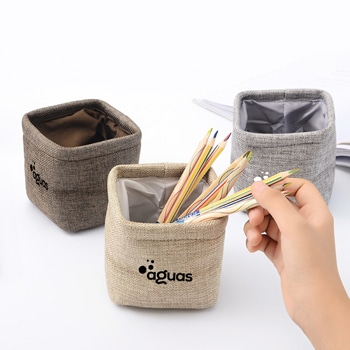 Creative Mini Cloth Pen Holder