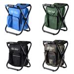 Multi-Purpose Folding Cooler Bag Stool