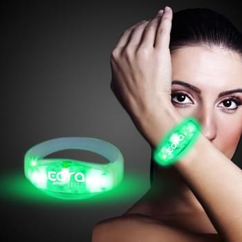 Silicone LED Stretchy Bangle Bracelet