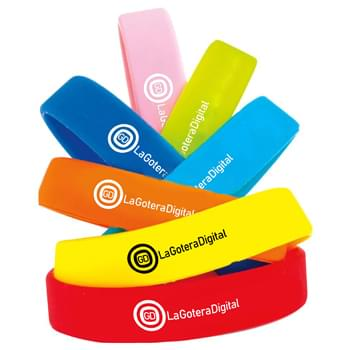 Soft Silicone Awareness Bracelet