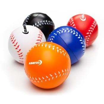 Squishy Baseball Stress Reliever