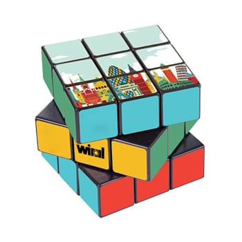 Classic Puzzles Rubiks Cube