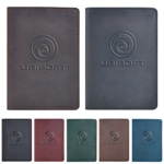 Genuine Leather Passport Cover Wallet