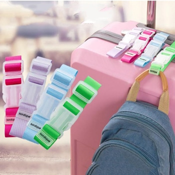 Portable Luggage Hanging Straps